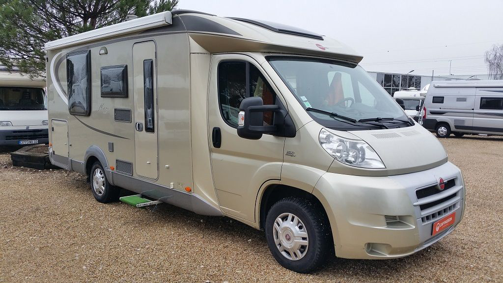 burstner ixeo t 687 occasion de 2011 fiat camping car en vente merignac gironde 33. Black Bedroom Furniture Sets. Home Design Ideas