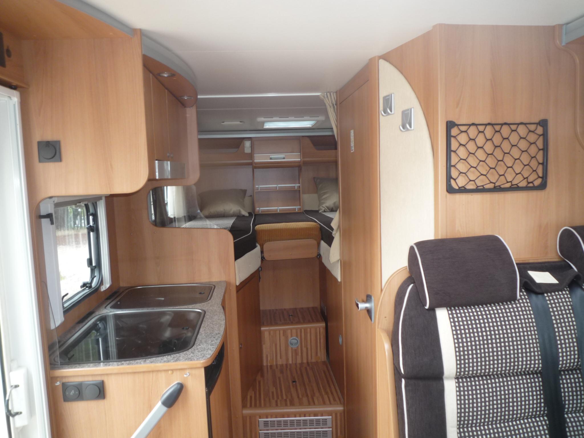 Dethleffs Globebus I 4