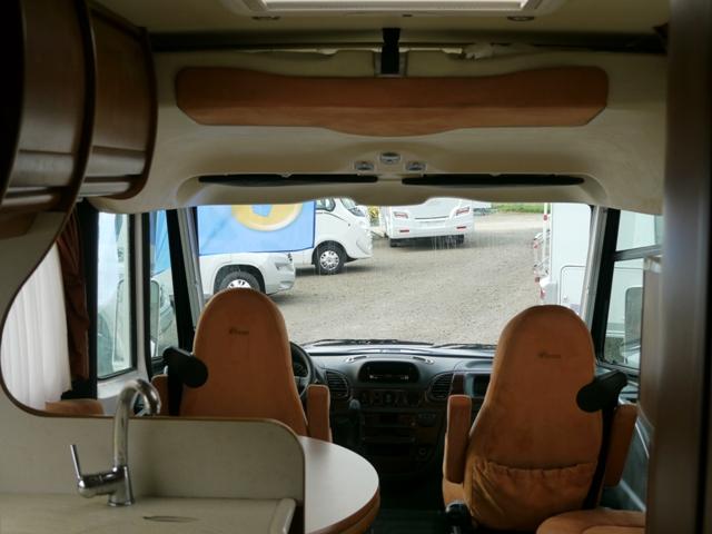 esterel m 43 occasion porteur mercedes sp i e l cdi 150ch diesel camping car vendre en manche. Black Bedroom Furniture Sets. Home Design Ideas
