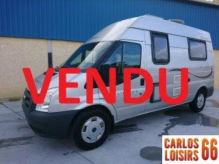 achat Globecar Trendscout CARLOS LOISIRS 66