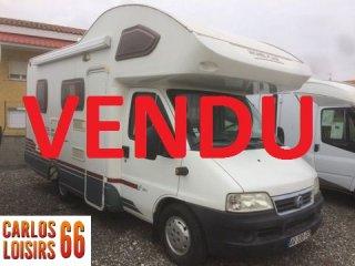 achat Homecar C 511 CARLOS LOISIRS 66