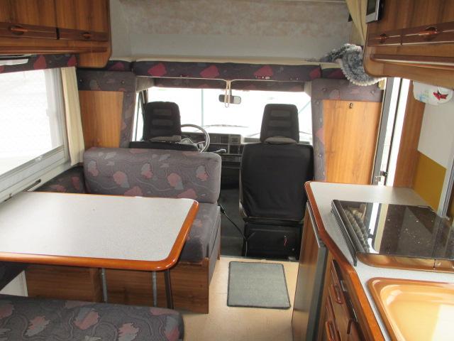 challenger 340 occasion de 1989 - citroen - camping car en vente  u00e0 claira  pyrenees orientales