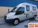 Occasion Globecar Trendscout vendu par CARLOS LOISIRS 66