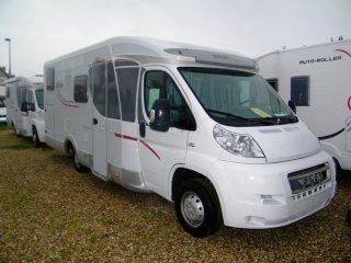 Eriba Car 673