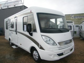 Hymer Exis I 698