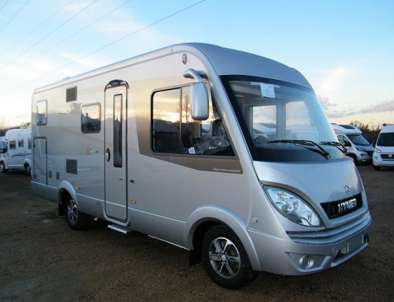 Hymer ML I 570 Design