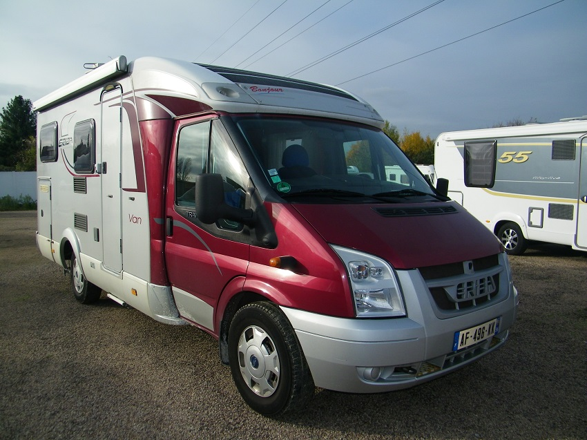 eriba van 573 occasion de 2009 ford camping car en vente bouafle yvelines 78. Black Bedroom Furniture Sets. Home Design Ideas