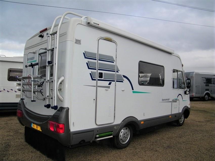 hymer b 544 occasion de 2003 fiat camping car en vente. Black Bedroom Furniture Sets. Home Design Ideas