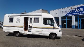 esterel manhattan 31 l occasion de 2000 mercedes camping car en vente bon encontre lot et. Black Bedroom Furniture Sets. Home Design Ideas