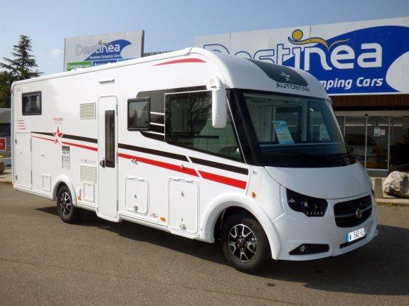 autostar i730 lja passion neuf de 2019 fiat camping car en vente pompertuzat haute. Black Bedroom Furniture Sets. Home Design Ideas