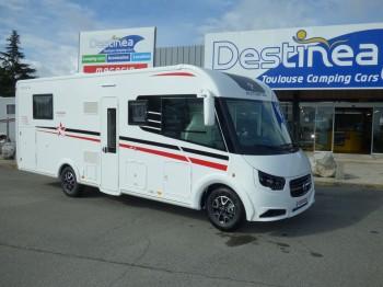 autostar i 730 lca passion neuf de 2018 fiat camping car en vente pompertuzat haute garonne. Black Bedroom Furniture Sets. Home Design Ideas