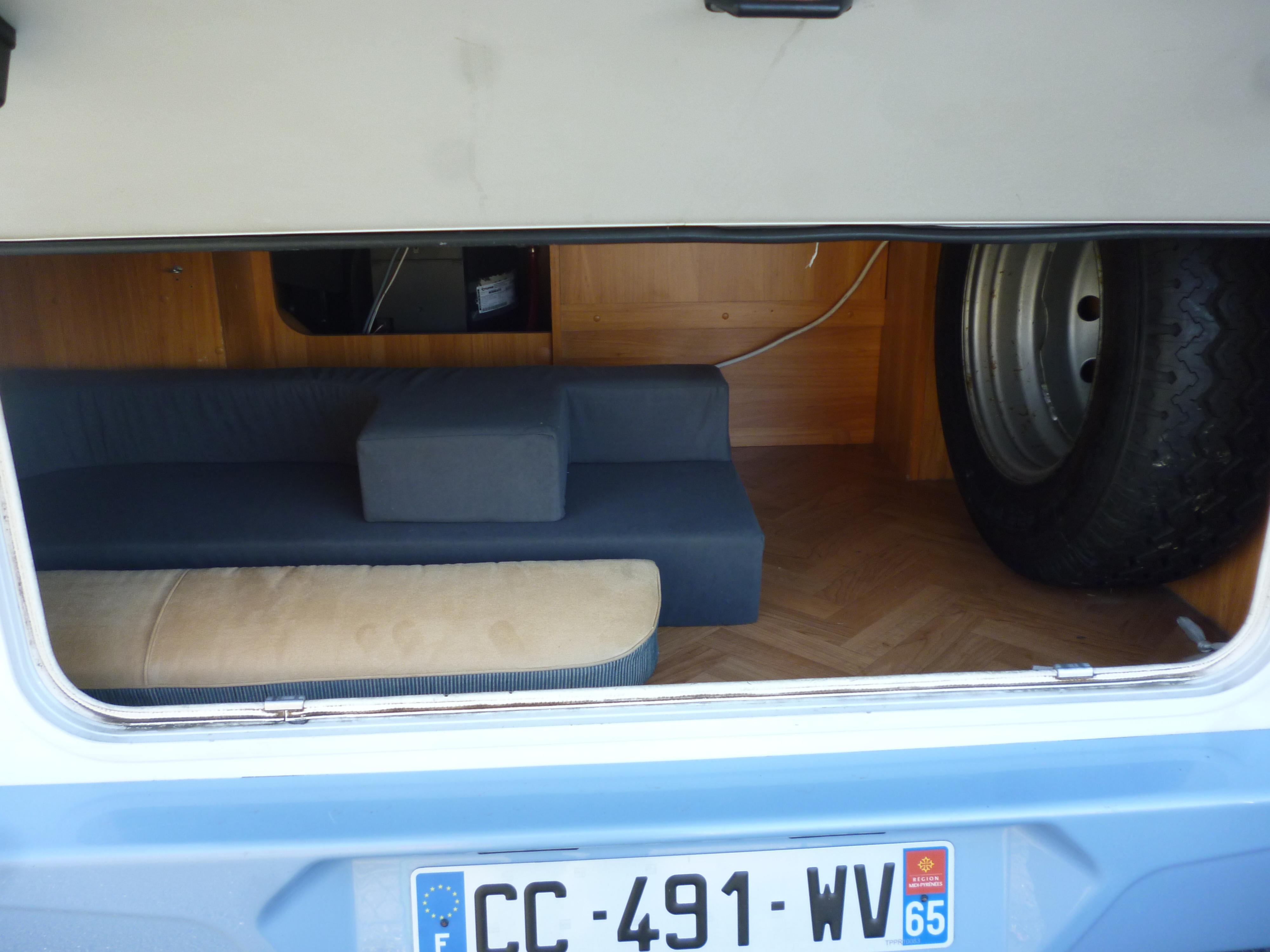 Ypocamp Antivol Camping Car