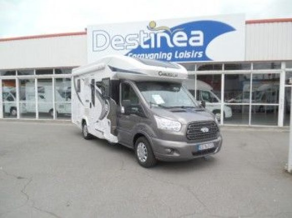 Chausson Welcome 610