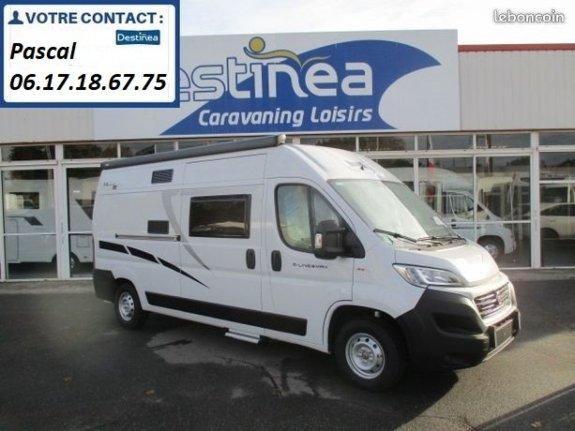 Neuf Mc Louis Menfys Van 3 S-line vendu par CARAVANING LOISIRS