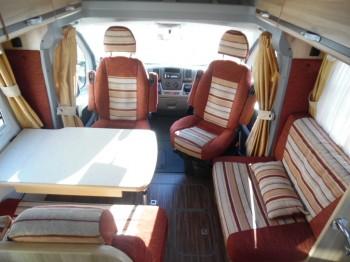 autostar athenor 589 occasion de 2008 fiat camping car en vente toulouse haute garonne 31. Black Bedroom Furniture Sets. Home Design Ideas