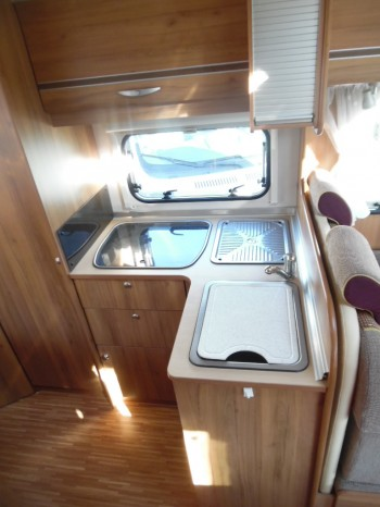 burstner nexxo t660 occasion de 2008 ford camping car en vente toulouse haute garonne 31. Black Bedroom Furniture Sets. Home Design Ideas