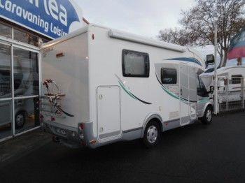 chausson flash 20 occasion de 2011 ford camping car en vente toulouse haute garonne 31. Black Bedroom Furniture Sets. Home Design Ideas