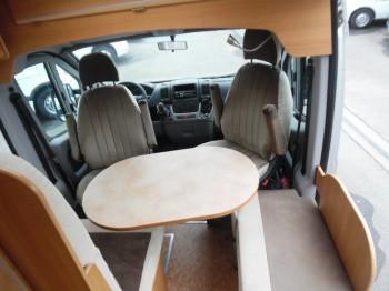 font vendome brantome occasion de 2010 fiat camping car en vente toulouse haute garonne 31. Black Bedroom Furniture Sets. Home Design Ideas