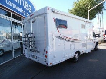 pilote aventura p 680 occasion de 2012 autres camping car en vente toulouse haute garonne. Black Bedroom Furniture Sets. Home Design Ideas
