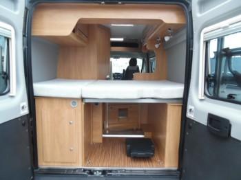 possl roadcamp r occasion de 2012 citroen camping car en vente toulouse haute garonne 31. Black Bedroom Furniture Sets. Home Design Ideas