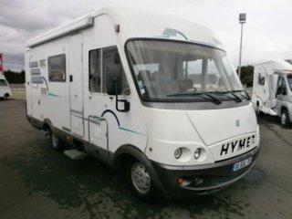 Hymer B 564