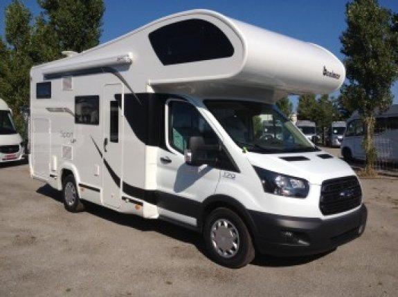 benimar sport 340up neuf de 2018 fiat camping car en vente narbonne aude 11. Black Bedroom Furniture Sets. Home Design Ideas