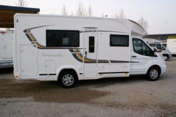 benimar tessoro 486 neuf de 2017 ford camping car en vente narbonne aude 11. Black Bedroom Furniture Sets. Home Design Ideas