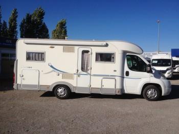 adria coral s 650 sp occasion de 2009 fiat camping car en vente narbonne aude 11. Black Bedroom Furniture Sets. Home Design Ideas