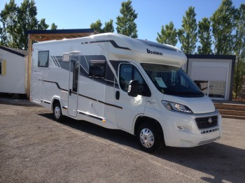 benimar mileo 263 neuf de 2017 fiat camping car en vente narbonne aude 11. Black Bedroom Furniture Sets. Home Design Ideas