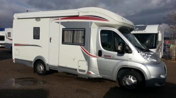 challenger prium xl occasion de 2012 fiat camping car en vente narbonne aude 11. Black Bedroom Furniture Sets. Home Design Ideas