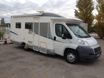 elnagh baron 580 occasion de 2010 fiat camping car en vente narbonne aude 11. Black Bedroom Furniture Sets. Home Design Ideas