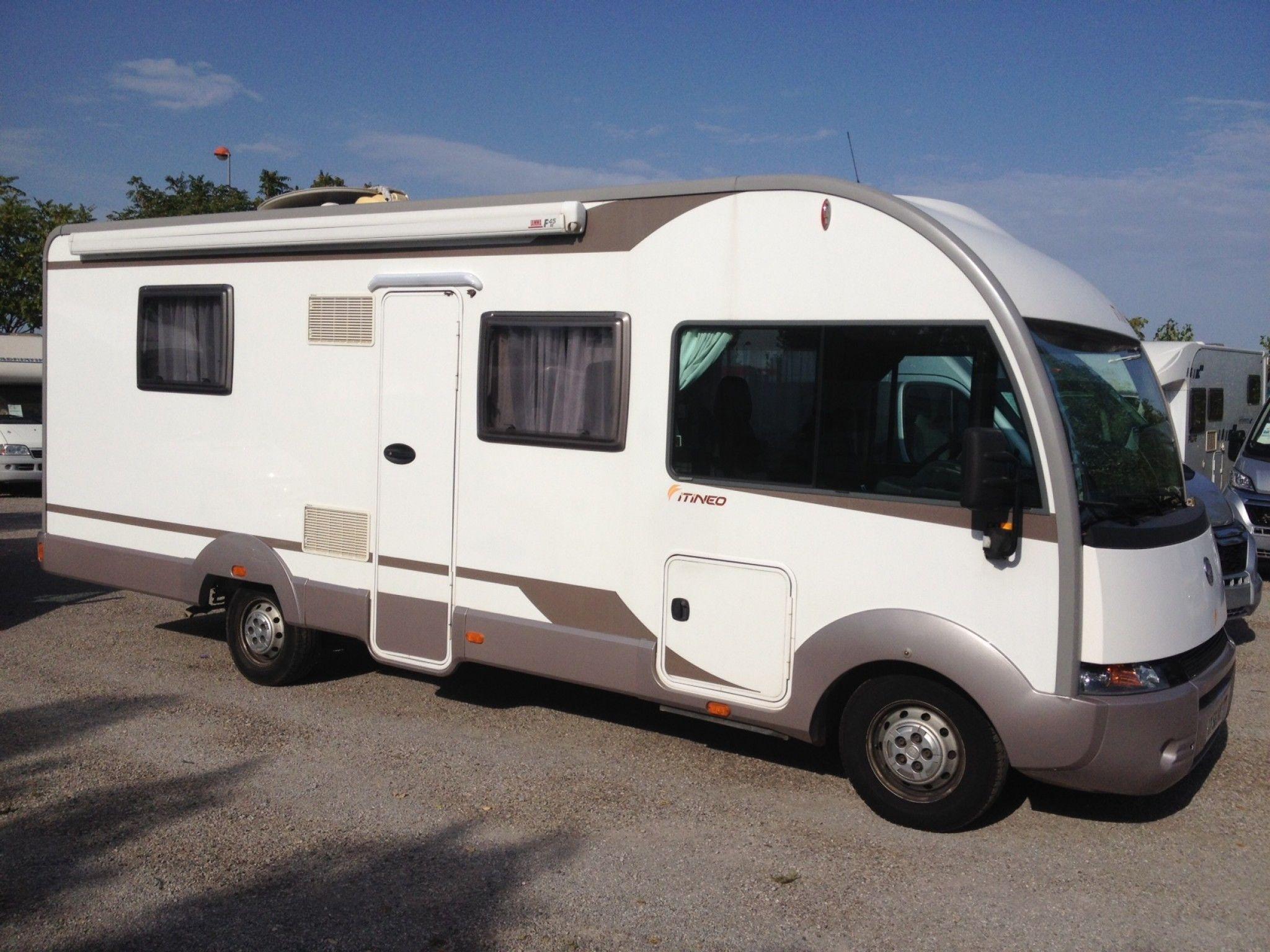 itineo cd 720 occasion de 2008 fiat camping car en vente narbonne aude 11. Black Bedroom Furniture Sets. Home Design Ideas