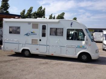 pilote g 692 tp occasion de 2005 fiat camping car en vente narbonne aude 11. Black Bedroom Furniture Sets. Home Design Ideas