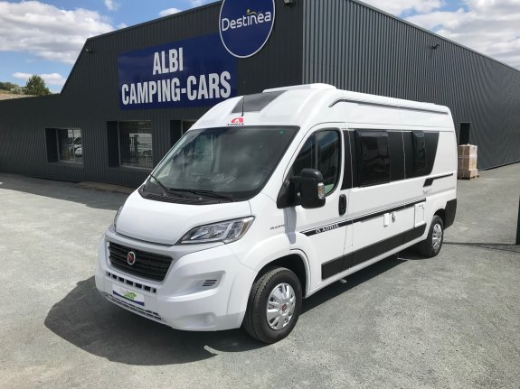 Adria Twin Plus 640 Slb