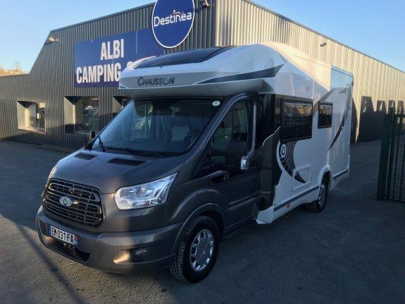 Occasion Chausson Welcome 610 vendu par ALBI CAMPING CARS
