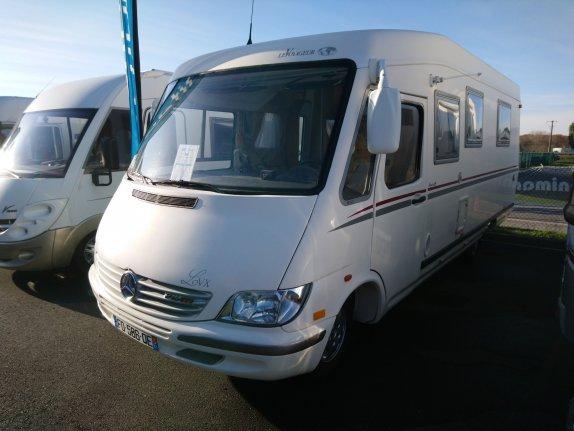 Occasion Le Voyageur LVX vendu par ALBI CAMPING CARS