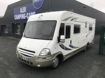 autostar aryal 898 occasion de 2007 renault camping car en vente albi puygouzon tarn 81. Black Bedroom Furniture Sets. Home Design Ideas