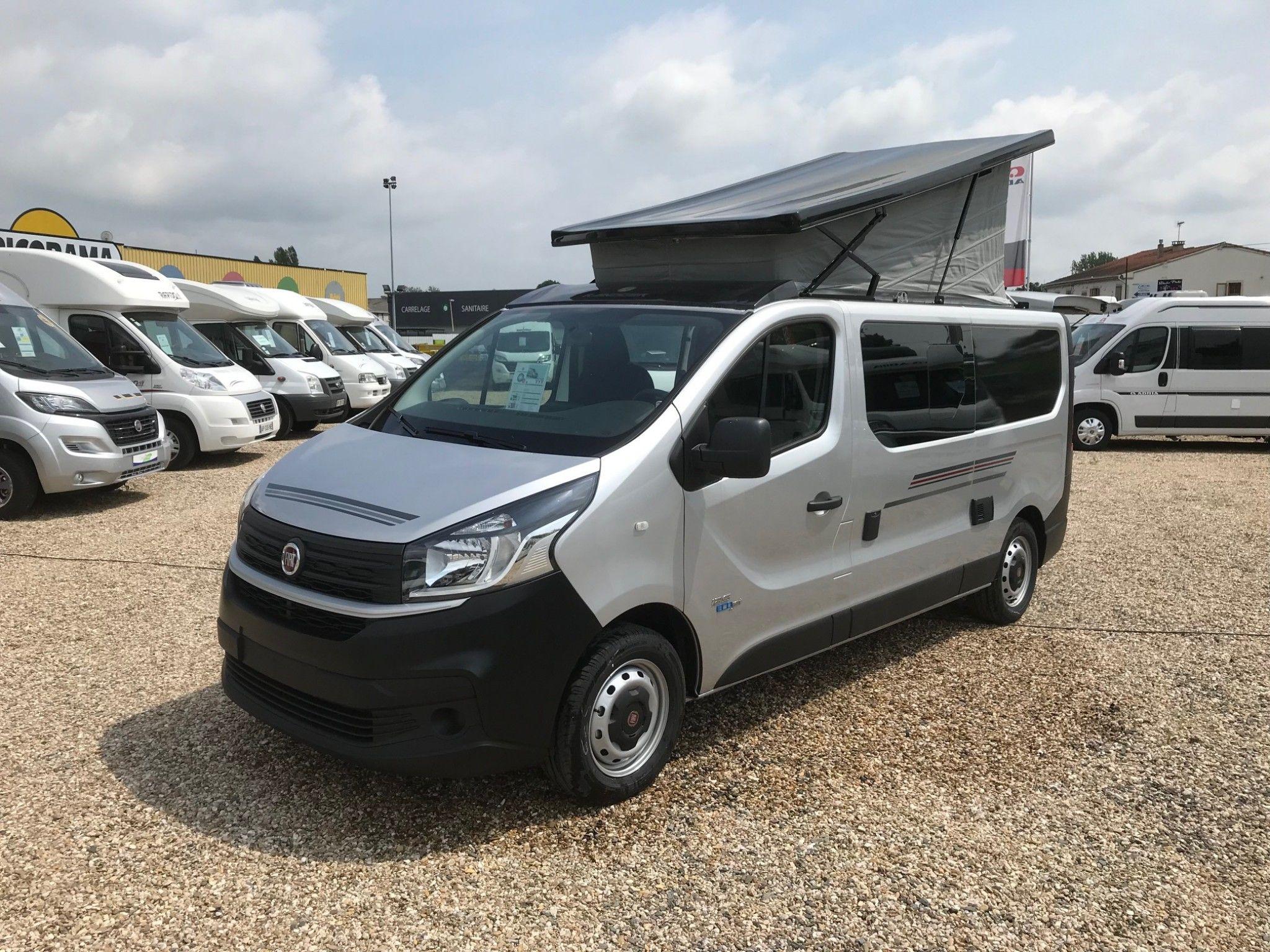 randger r 535 neuf de 2018 - fiat - camping car en vente  u00e0 albi - puygouzon  tarn