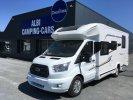 Neuf Benimar Tessoro 496 vendu par ALBI CAMPING CARS