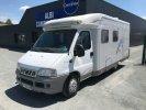 Occasion Hymer Tramp 664 vendu par ALBI CAMPING CARS