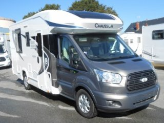 Chausson Welcome 628 Pack Vip