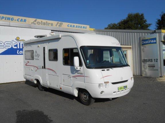 Occasion Rapido 986 M vendu par LOISIRS 12
