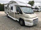 achat camping-car Burstner Ixeo IT 664