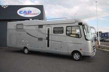 le voyageur rmb 924 qd car occasion de 2014 iveco camping car en vente cournon d 39 auvergne. Black Bedroom Furniture Sets. Home Design Ideas