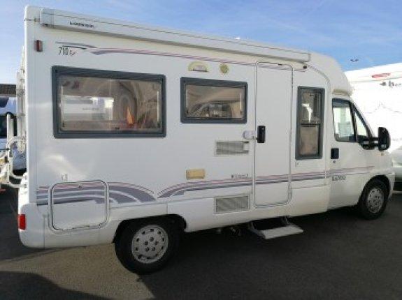 cote argus rapido 710 f l 39 officiel du camping car. Black Bedroom Furniture Sets. Home Design Ideas