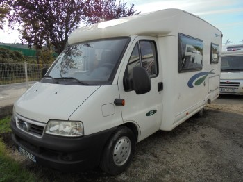 mc louis glen 262 occasion de 2003 fiat camping car en vente les pennes mirabeau bouches du. Black Bedroom Furniture Sets. Home Design Ideas