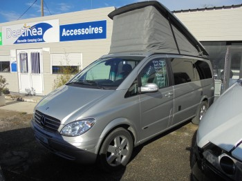 mercedes viano marco polo occasion porteur mercedes 150 cv camping car vendre en bouches du. Black Bedroom Furniture Sets. Home Design Ideas