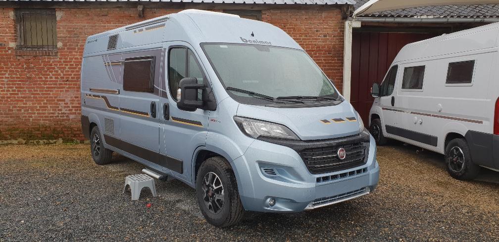 benimar benivan 145 neuf de 2019 fiat camping car en vente claye souilly seine et marne 77. Black Bedroom Furniture Sets. Home Design Ideas