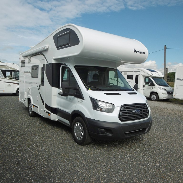 benimar sport 340 up neuf de 2018 ford camping car en vente claye souilly seine et marne 77. Black Bedroom Furniture Sets. Home Design Ideas