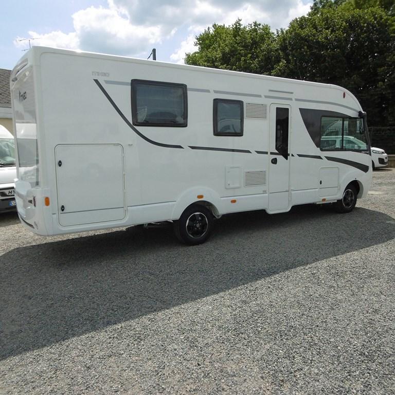 itineo mb 740 neuf de 2018 fiat camping car en vente claye souilly seine et marne 77. Black Bedroom Furniture Sets. Home Design Ideas